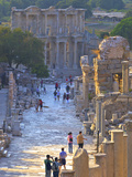 Library of Celsus, Ephesus, Turkey Photographic Print by Neil Farrin