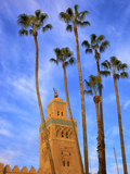 Koutoubia Mosque, Marrakech, Morocco, North Africa Photographic Print by Neil Farrin
