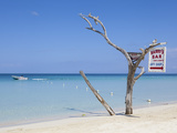 Long Bay, Negril, Westmoreland Parish, Jamaica, Caribbean Photographic Print by Doug Pearson