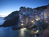 Riomaggiore, Cinque Terre, Riviera Di Levante, Liguria, Italy Photographic Print by Jon Arnold