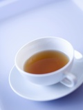 Tea in a China Cup Photographic Print by Brigitte Protzel