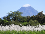 Volcan Conception, Nicaragua, Central America Photographic Print by Christian Heeb
