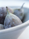 Fresh Figs in a Bowl Photographic Print by Petr Blaha