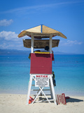 Doctor's Cave Beach, Montego Bay, St. James Parish, Jamaica Photographic Print by Doug Pearson