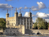 The Tower of London, London,England, UK Fotodruck von Ivan Vdovin