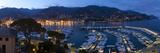 Marina of Rapallo, Riviera Di Levante, Liguria, Italy Photographic Print by Jon Arnold