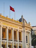 Opera House, Hanoi, Vietnam Photographic Print by Jon Arnold