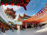 Thean Hou Chinese Temple, Kuala Lumpur, Malaysia Photographic Print by Gavin Hellier