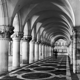 The Doge's Palace at Night, Venice, Veneto Region, Italy Photographic Print by Nadia Isakova