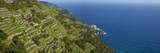 Vineyards Above Manarola, Cinque Terre, Riviera Di Levante, Liguria, Italy Photographic Print by Jon Arnold