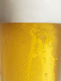 Glass of Beer with Condensation Photographic Print by Kai Stiepel