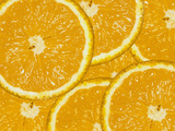 Orange Slices, Filling the Picture Photographic Print by Steven Morris