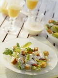 Caesar Salad Photographic Print