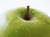 Granny Smith Apple Photographic Print by Dieter Heinemann