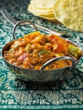 Vegetable Curry (India) Photographic Print by Huw Jones