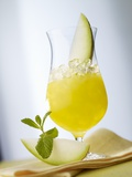 """Melon Stick"" (Melon Drink) Photographie par Klaus Arras"
