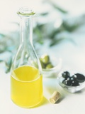 Olive Oil in a Carafe Photographic Print by Karlheinz Wilker