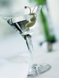 Dry Martini Photographic Print by Ian Garlick