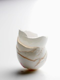 A Stack of Egg Shells Photographic Print by Pepe Nilsson
