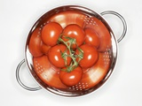 Tomatoes in a Colander Photographic Print by  Kröger & Gross