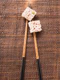 Puffed Rice Sweets from Asia Reprodukcja zdjęcia