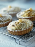 Caramelised Apple Pies Photographic Print