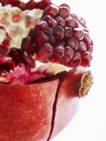 Opened Pomegranate, Close-Up Photographic Print by Dieter Heinemann