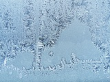 Ice Crystals Photographic Print by Petr Gross