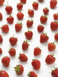 Fresh Strawberries Photographic Print by Paul Blundell
