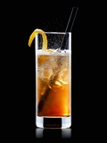 Drink Made with Jägermeister and Red Bull Photographic Print by Walter Pfisterer