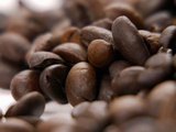 Coffee Beans Photographic Print by Gustavo Andrade