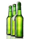 Three Bottles of Beer, One Opened Fotografisk tryk af  Kröger & Gross