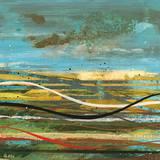 High Plains 3 Kunstdruck von Scott Hile