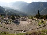 Delphi, Greece Photographic Print by Manuel Cohen