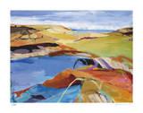 Beach Horizon 22 Edition limitée par Barbara Rainforth