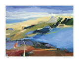 Ocean Horizon 75 Giclee Print by Barbara Rainforth