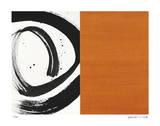 Zen Rooibos Giclée-tryk af Maria Lobo