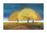 Dreaming Trio Wydruk giclee autor Melissa Graves-Brown