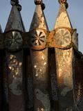 Casa Batllo, Gaudi, Barcelona, Spain Photographic Print by Manuel Cohen