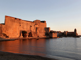 Chateau Royal, Collioure, France Photographic Print by Manuel Cohen