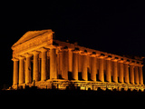 Agrigento, Sicily, Italy Photographic Print by Manuel Cohen