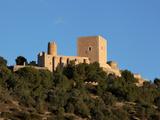 Medieval castle of Ulldecona, Tarragona, Spain Photographic Print by Manuel Cohen