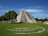 Mayan archaeological sites, Yucatan, Mexico Photographic Print by Manuel Cohen