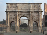 Arch of Constantine, Rome, Italy Photographic Print by Manuel Cohen