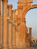 Monumental Arch, Palmyra, Syria Photographic Print by Manuel Cohen