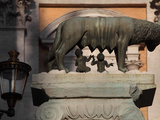 Romulus and Remus, Rome, Italy Photographic Print by Manuel Cohen