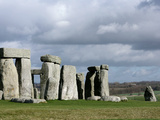 Historic Wessex, Stonehenge, England Photographic Print by Manuel Cohen