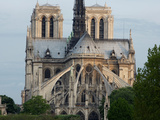 Notre Dame de Paris, France Photographic Print by Manuel Cohen