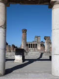 Basilica, Pompeii, Italy Photographic Print by Manuel Cohen