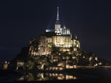 Mont Saint Michel, Normandy, France Photographic Print by Manuel Cohen